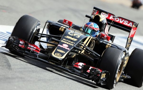 Jolyon Palmer (GBR) Lotus F1 E23 Test and Reserve Driver. Formula One Testing, Wednesday 13th May 2015. Barcelona, Spain.
