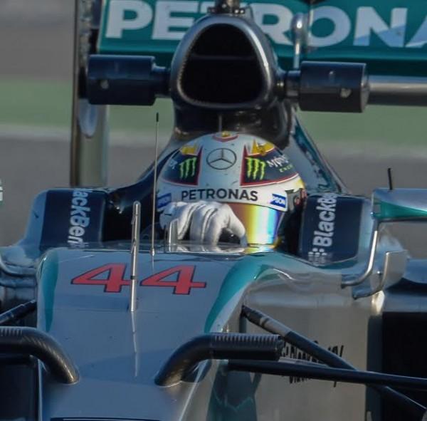 F1 2015 Lewis HAMILTON
