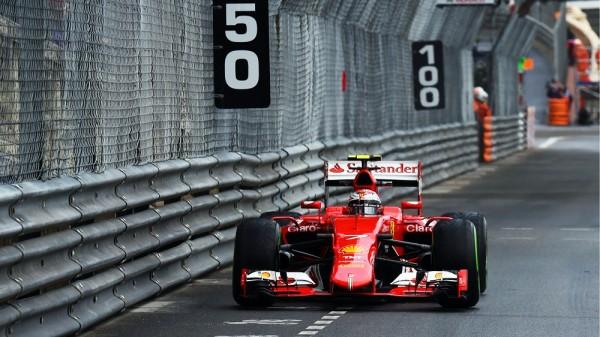 F1 2015 MONACO FERRARI de SEB VETTE