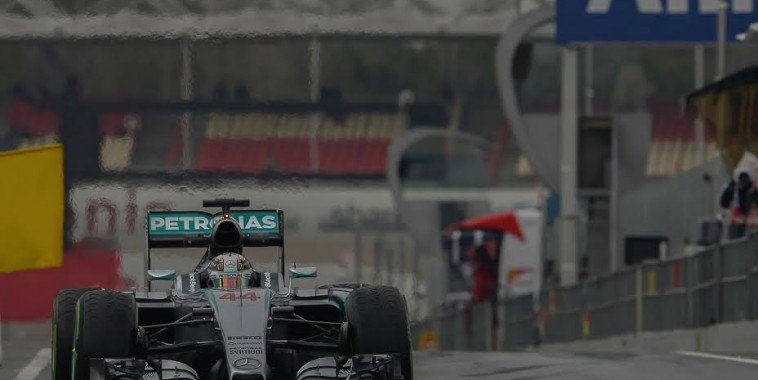 F1-2015-MONTMELO-Test-Jeudi-26-fevrier-MERCEDES-HAMILTON-Photo-Antoine-CAMBLOR