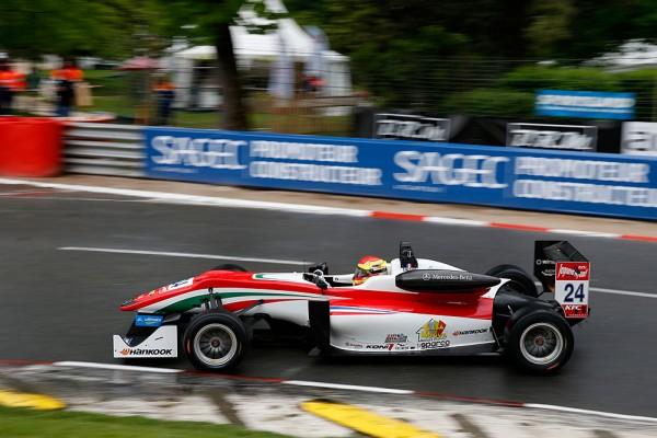 F3 2015 GP de PAU - BRANDON MAISANO