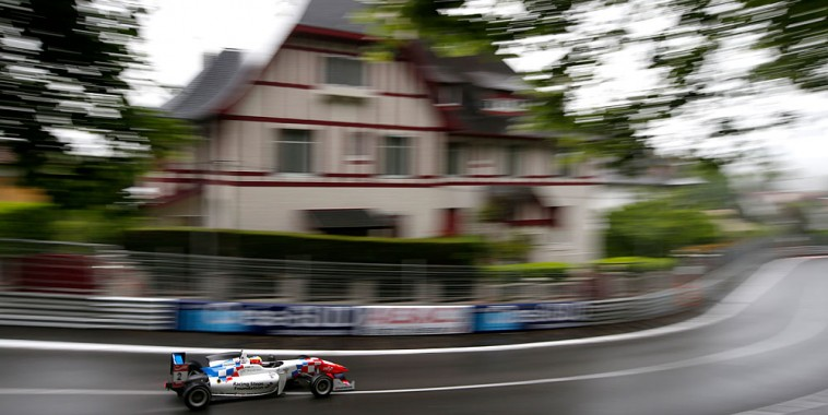 F3 2015 GP de PAU - JAKE DENNIS PREMA POWERTEAM Dallara Mercedes