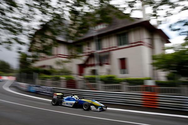 8 Alessio Lorandi (ITA, Van Amersfoort Racing, Dallara F312 – Volkswagen), FIA Formula 3 European Championship, round 3, Pau (FRA) - 15. - 17. May 2015