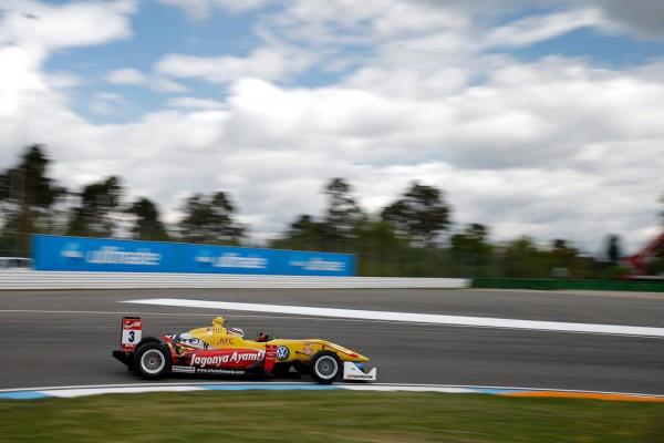 F3 2015 HOCKENHEIM Antonio GIOVANAZZI