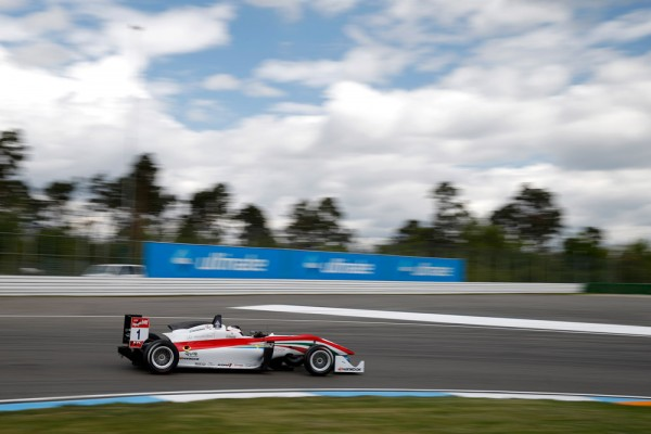F3 2015 HOCKENHEIM Felix ROSENQVIST PREMA POWERTEAM
