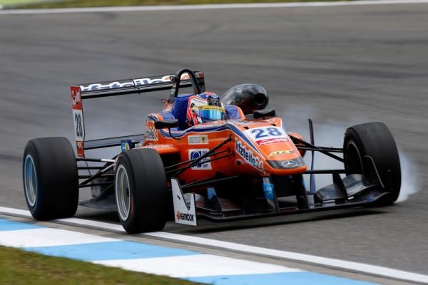 F3 2015 HOCKENHEIM MAXIMILAN GUNTHER.