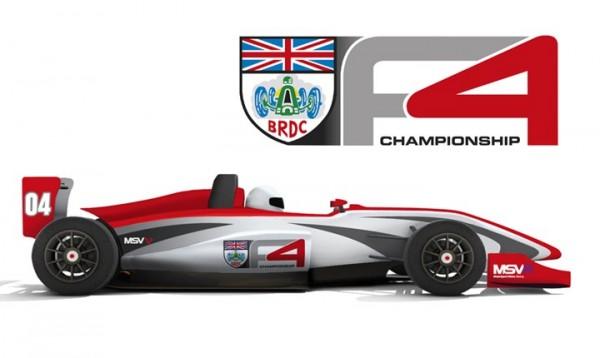 F4 FIA BRITISH CHAMPIONSHIP