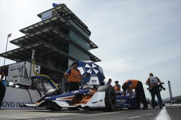 500 MILES  INDYCAR-2015-GP-INDIANAPOLIS-CHARLIE-KIMBALL