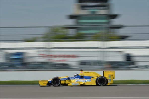 500 MILES 2015-INDIANAPOLIS-MARCO-ANDRETTI.