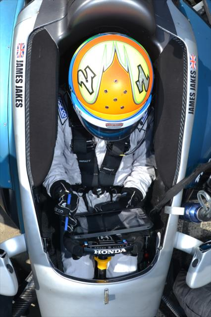 INDYCAR-2015-Test-BARBER-en-ALABAMA-le-17-mars-JAMES-JAKES.