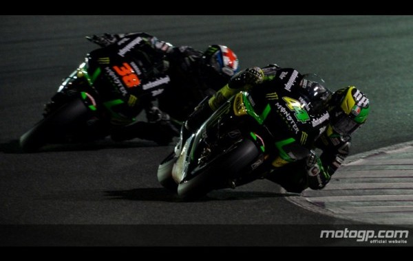 MOTO GP QATAR 2015 SMITH   ESPARGARO
