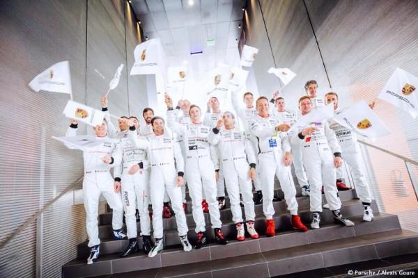 PORSCHE-CARRERA-CUP-2015-LE-MANS-LES-PILOTES-DE-LA-SAISON-2015-Photo  Porsche Cup
