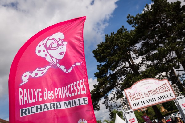 RALLYE DES PRINCESSES 2015  PARIS COUNTRY CLUB
