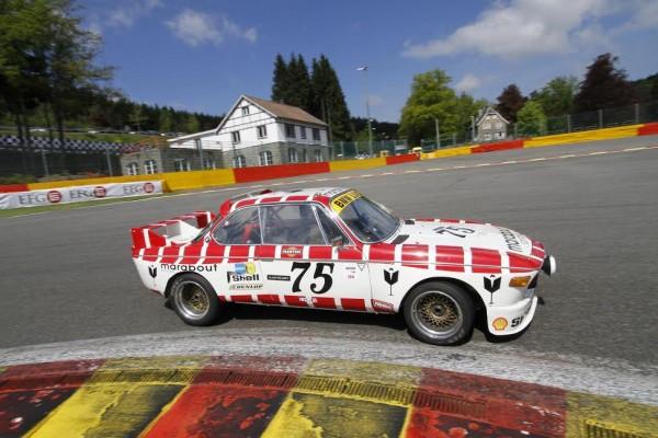 SPA-CLASSIC-2015-Superbe-BMW3.0-csl-de-1975-en-catégorie-Heritage-Touring-Cup-©-Manfred-GIET