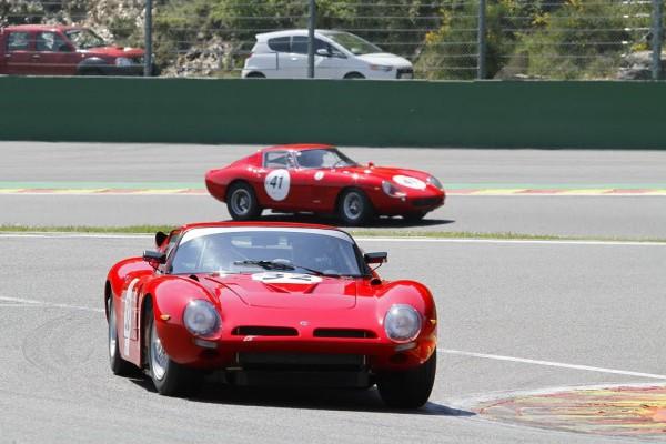 SPA-CLASSIC-2015-Trofeo-Nastro-Rosso-les-belles-italiennes-entre-elles-©-Manfred-GIET