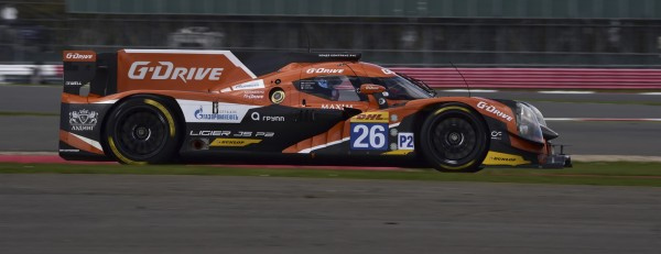 WEC 2015 SILVERSTONE 12 avril - LIGIER N°26 Team G DRIVE de RUSINOV CANAL BIRD - Photo Max MALKA.