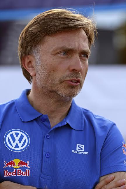 Jost Capito WRC  2015