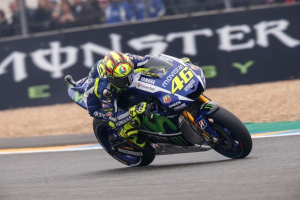 ROSSI TOUJOURS GUERRIER