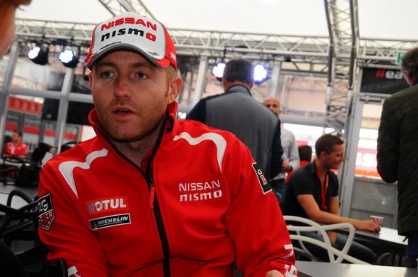 24 Heures du Mans 2015-Olivier Pla-Photo Patrick-Martinoli-