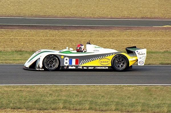 24 HEURES DU MANS 1995 WR de William DAVID en pole