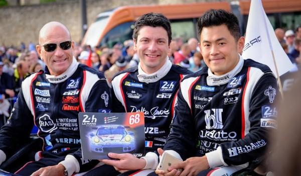 24-HEURES-DU-MANS-2015-Gilles-VANNELET-HAN-CHEN-CHEN-et-Mike-PARISY.