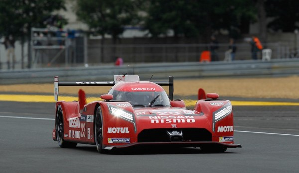 24-HEURES-DU-MANS-2015- 13éme NISSAN-NISMO-N°23-Photo-Thierry-COULIBALY