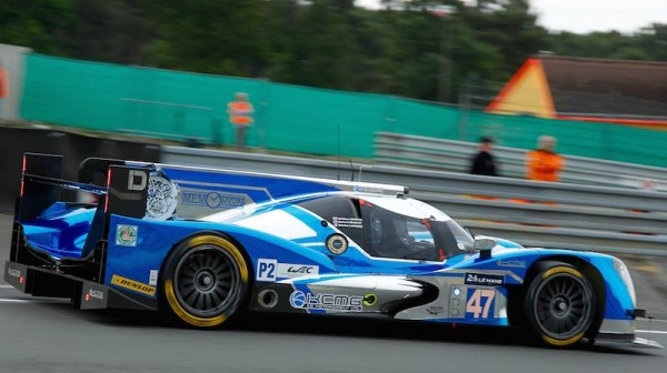 24 HEURES DU MANS 2015 ORECA 05 Team KCMG - Photo Thierry COULIBALY.