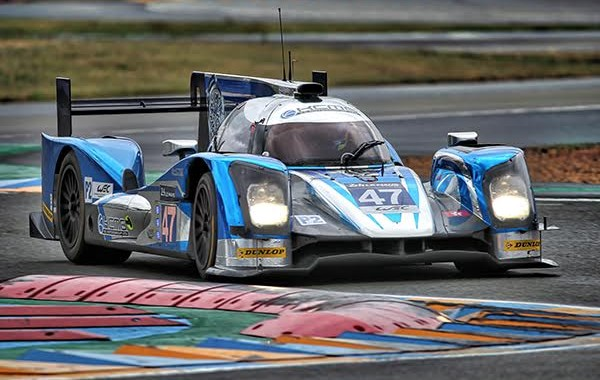 24 HEURES DU MANS 2015 - ORECA 05du Team  KCMG    - Photo Thierry COULIBALY