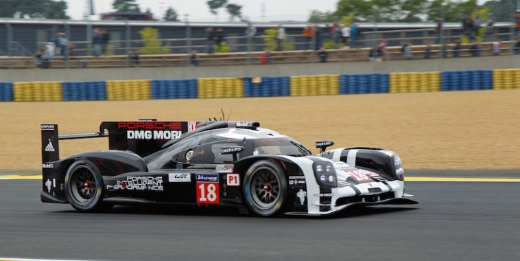 24 HEURES DU MANS 2015  PORSCHE N°18  Photo Thierry COUILIBALY
