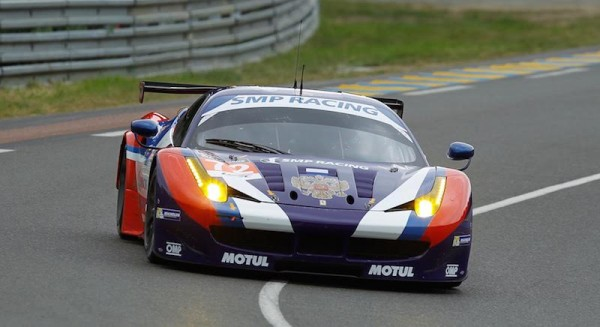 24-HEURES-DU-MANS-2015-TEST-FERRARI-N°72-Team-SMP-Thierry-COULIBALY