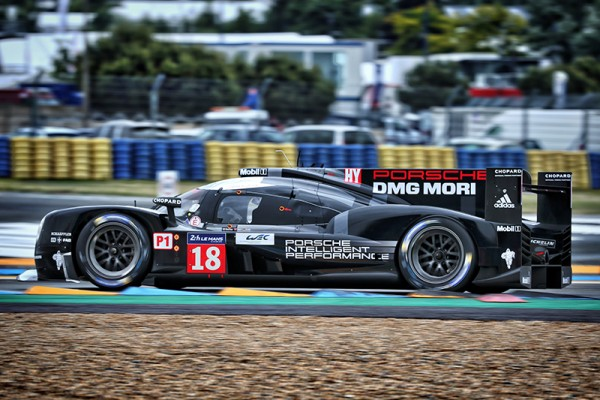 24-HEURES-DU-MANS-2015-Test-PORSCHE-N°18-Photo- Thierry COULIBALY
