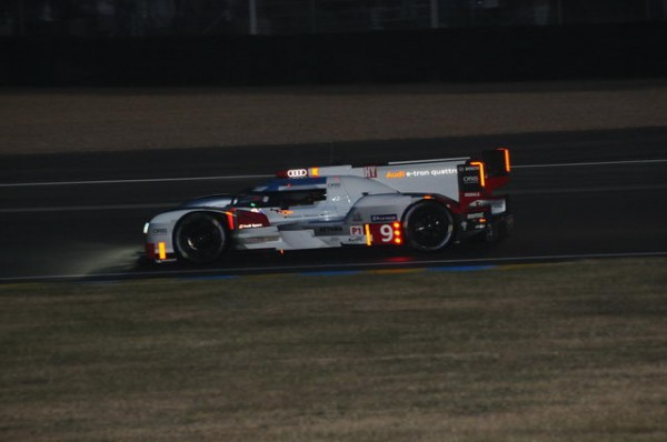 24 Heures du Mans 2015 - Audi 9 - Photo Patriclk Martinoli