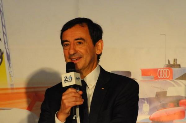24-Heures-du-Mans-2015-Conférence-de-presse-ACO Pierre FILLON --Photo-Patrick-Martinoli.