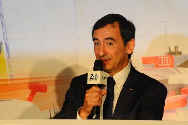 24 Heures du Mans 2015 - Conférence de presse ACO 10- Photo Patrick Martinoli.