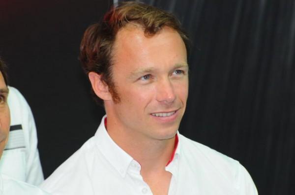 24-Heures-du-Mans-2015-Porsche-Patrick-Pilet-encore-tout-sourire-avantl-acourse-Photo-Patrick-Martinoli