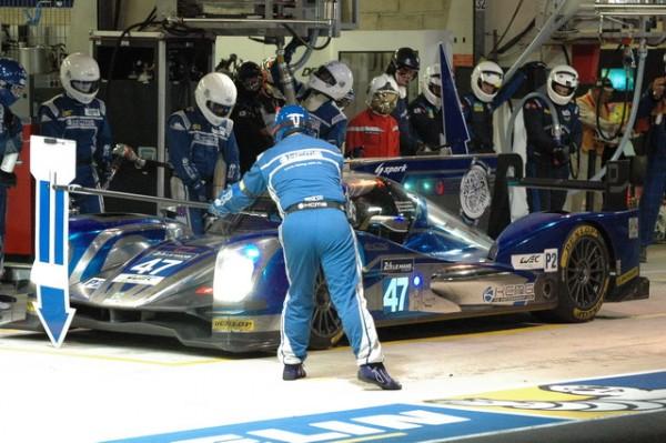 24 Heures du Mans 2015 - Ravitaillement ORECA 05 N°47 KCMG - Photo Patrick Martinoli