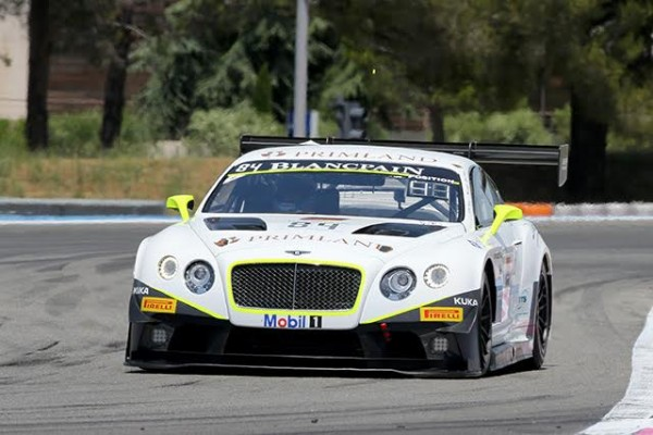 BLANCPAIN-2015-PAUL-RICARD-BENTLEY-CONTINENTAL-GT3-du-Team-HTP-de-Harold-PRIMAT-Mike-PARISY-et-Vincent-ABRIL-Photo-Daniel-et-Dany-DELIEN