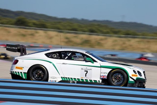 BLANCPAIN-2015-PAUL-RICARD-BENTLEY-N°-7-2éme-Photo-DANIEL-et-DAVY-DELIEN