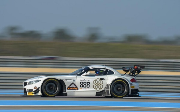 Blancpain-2015 Cricuit Paul Ricard-BMW Z de Lee Mowie - Joe Osbome -Ryam Ractcliffe-Photos -Antoine Camblor
