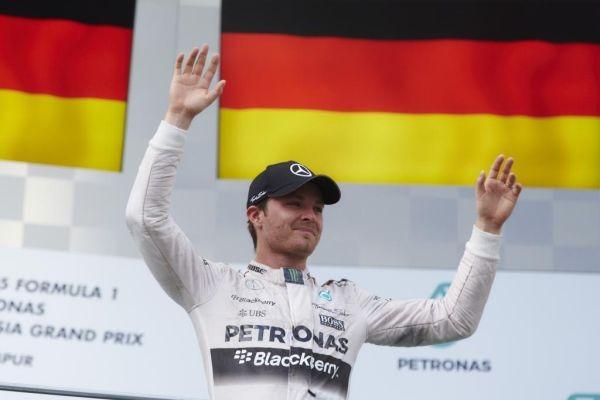 F1-2015 - Nico ROSBERG - Team MERCEDES