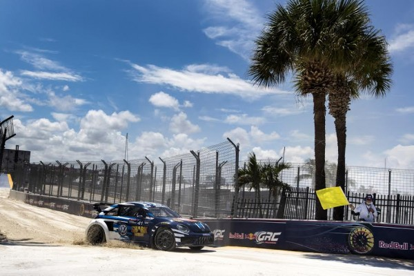 GLOBAL RALLYCROSS 2015- Scott SPEED 31 Mai a SAN DIEGO