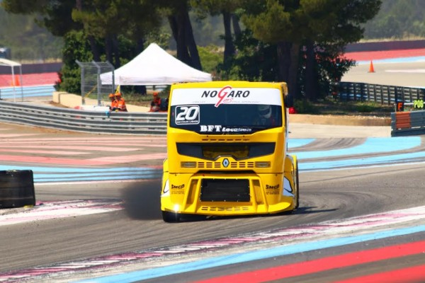 GP CAMION PAUL RICARD 2015 -Photo Jean Francois THIRY.