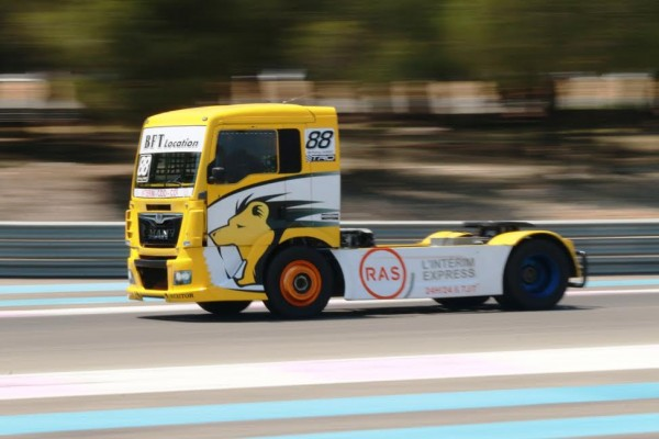 GP CAMION PAUL RICARD 2015 -Photo Jean Franvois THIRY.