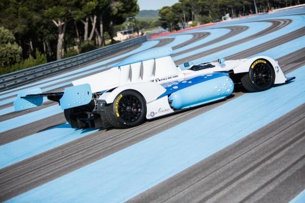 GREEN GT Présentation au circuit PAUL RICARD Le 27 juin.