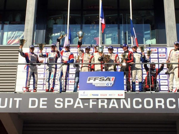 GT-TOUR-2015-SPA-LE-PODIUM-DE-LA-1ére-course