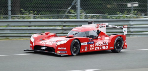 24 HEURES-DU-MANS-2015-TEST-La-NISSAN-N°-22-Photo-Thierry-COULIBALY