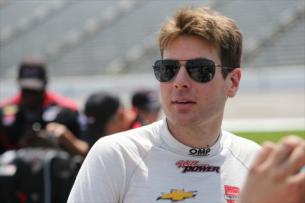 INDYCAR-2015-FORT-WORTH-WILL-POWER-Poleman-le-5-juin