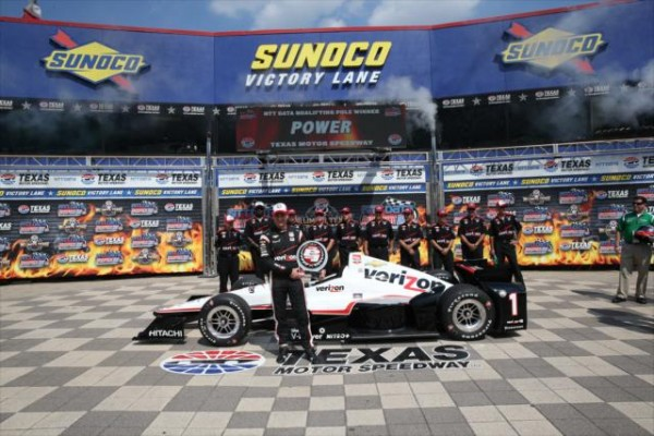 INDYCAR-2015-FORT-WORTH-WILL-PPOWER-en-Pole-le-5-juin