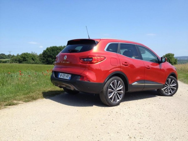 RENAULT KADJAR Un profil dynamique photo autonewsinfo