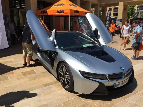 SALON-EXCELAIR-2015-eXPOSITION D 4UNE BMW-electrique